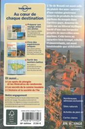 Corse (16e édition) - 4ème de couverture - Format classique