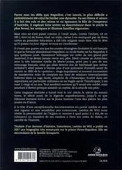 L'Aiglon ; le rêve brisé de Napoléon - 4ème de couverture - Format classique