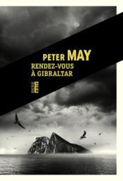 Rendez-vous à Gibraltar - Couverture - Format classique