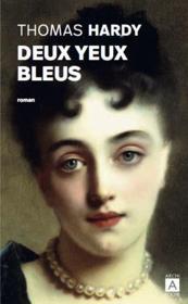 Deux yeux bleus - Couverture - Format classique