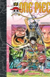 One Piece - édition originale T.95 ; l'aventure d'Oden - Couverture - Format classique