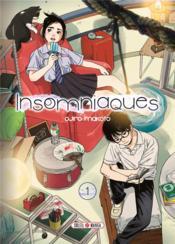 Insomniaques T.1 - Couverture - Format classique