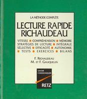 Lecture Rapide Richaudeau - Intérieur - Format classique