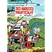Les aventures de Spirou et Fantasio T.29 ; des haricots partout - Couverture - Format classique