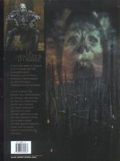 Le seigneur d'ombre t.2 ; renaissance - 4ème de couverture - Format classique