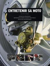 Entretenir sa moto - Intérieur - Format classique