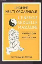 Homme multi-orgasmique (l') - Couverture - Format classique