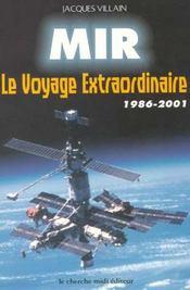 Mir Le Voyage Extraordinaire, 1986-2001 - Intérieur - Format classique