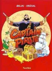 Captain Pirate - Intérieur - Format classique