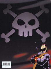 Captain Pirate - 4ème de couverture - Format classique