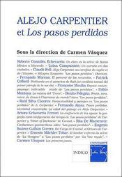 Alejo Carpentier et Los pasos perdidos - Couverture - Format classique