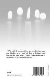 Melancholia ; l'épitaphe d'un coeur - 4ème de couverture - Format classique