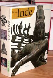 L'Art En Inde - Couverture - Format classique
