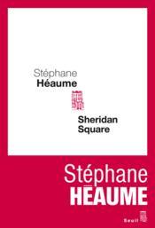 Sheridan square - Couverture - Format classique