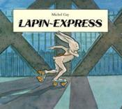 Lapin express - Couverture - Format classique