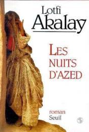 Les Nuits D'Azed - Couverture - Format classique