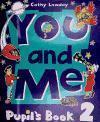 You And Me 2: Pupil'S Book - Couverture - Format classique
