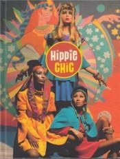 Hippie Chic /Anglais - Couverture - Format classique