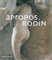 A Propos Rodin /Anglais - Couverture - Format classique