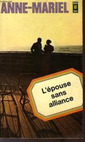 L'Epouse Sans Alliance - Couverture - Format classique