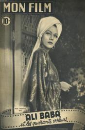 Mon Film N° 116 - Alli Baba Et Les Quarante Voleurs - Couverture - Format classique
