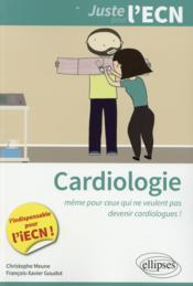 Cardiologie - Couverture - Format classique