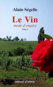 Le vin - Couverture - Format classique