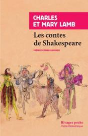 Les contes de Shakespeare - Couverture - Format classique