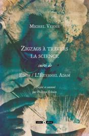Zigzags a travers la science - Couverture - Format classique