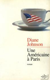 Une americaine a paris - Couverture - Format classique