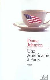 Une americaine a paris - Intérieur - Format classique