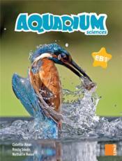 Livre-cahier EB1 ; aquarium - Couverture - Format classique
