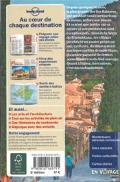 Majorque (3e édition) - 4ème de couverture - Format classique