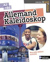 KALEIDOSKOP ; allemand ; A2<B1 (édition 2018) - Couverture - Format classique