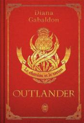 Outlander t.1 ; le chardon et le tartan - Couverture - Format classique