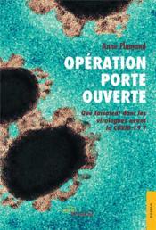 Operation porte ouverte - Couverture - Format classique