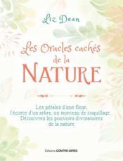 Les oracles cachés de la nature - Couverture - Format classique