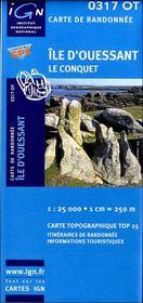 Île d'Ouessant ; 0317 OT - Intérieur - Format classique