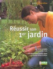 Reussir Son 1er Jardin - Intérieur - Format classique