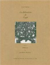 Dislocation De Gyges (La) - Couverture - Format classique