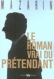 Le roman vrai du prétendant - Intérieur - Format classique