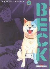 Beck t.2 - Intérieur - Format classique