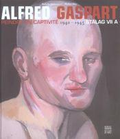 Alfred gaspart.peindre en captivite - Intérieur - Format classique