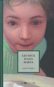 Les Yeux D'Ana Marta - Intérieur - Format classique