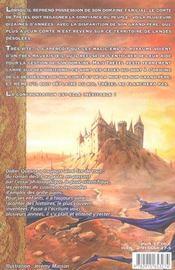Lande Aux Sorciers (La) - 4ème de couverture - Format classique