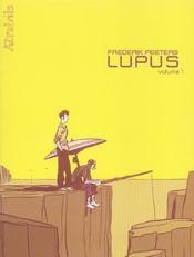 Lupus T.1 - Intérieur - Format classique