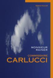 Commissaire Carlucci - Couverture - Format classique