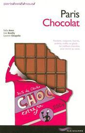 Paris chocolat (édition 2008) - Intérieur - Format classique