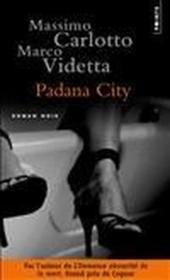 Padana city - Couverture - Format classique