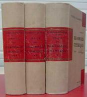 Traité de pharmacie chimique - Couverture - Format classique